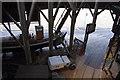 TQ7569 : No.3 Covered Slip, Chatham Dockyard by Ian Taylor