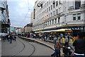 SJ8498 : Market Street Station by N Chadwick