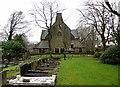 SD7015 : Egerton United Reformed Churchyard by Philip Platt