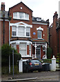 TQ3087 : House, Haslemere Road by Julian Osley