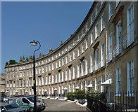 ST7465 : Cavendish Crescent, Bath by Stephen Richards