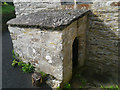 SX1255 : The Holy Well of Saint Sampson by Chris Gunns