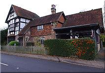 TQ5243 : Star House, Penshurst by Ian Taylor