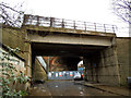 TQ3578 : Bolina Road, southernmost bridge by Stephen Craven