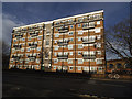 TQ3379 : Rufus House, Abbey Street, Bermondsey by Stephen Craven
