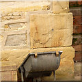 SK6528 : Bench mark with bolt, New Inn Manor, Widmerpool by Alan Murray-Rust