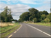 N8560 : The deferred Connells Cross Roads on the R161 at Bective by Eric Jones
