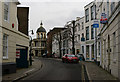 TR1457 : Watling Street, Canterbury by Peter Trimming