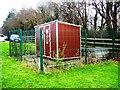 SK3337 : Pumping station by Alex McGregor