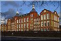 TQ3177 : Former Vauxhall Manor School by Julian Osley