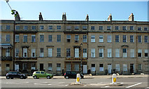 ST7565 : 1-5 Vane Street, Bath by Stephen Richards