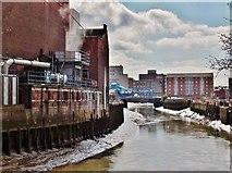 TA1029 : Lime Street, Kingston upon Hull by Bernard Sharp