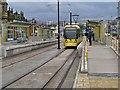 SD9305 : Metrolink at Oldham Mumps by David Dixon