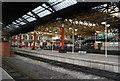 SJ8498 : Victoria Station by N Chadwick