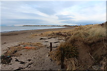 NS3229 : South Bay, Troon by Billy McCrorie