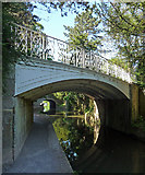 ST7565 : Footbridge, Sydney Gardens, Bath (1) by Stephen Richards