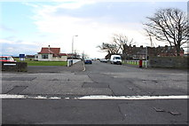 NS3229 : Crosbie Road, Troon by Billy McCrorie