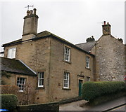 SK2168 : Holly House, South Church Street, Bakewell by Peter Barr