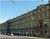 ST7565 : 94-103 Sydney Place, Bath by Stephen Richards