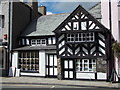 SH6076 : Beaumaris: the Tudor House in Church Street by Chris Downer