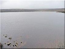 SD9839 : Keighley Moor Reservoir by Christine Johnstone