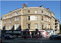 ST7565 : 3-6 Cleveland Place East, Bath by Stephen Richards