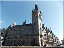 NJ9406 : Aberdeen: the Town House by Chris Downer