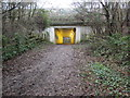 SU7506 : Subway under A 27(T) by Peter Holmes