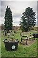 NZ2539 : Brandon Cemetery by Mick Garratt