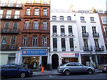 TQ2881 : Regent Hall, Oxford Street: rear entrance by Stephen Craven
