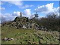 SK4513 : Summit area of Bardon Hill by Trevor Littlewood