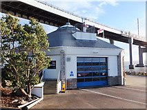 NH6647 : Kessock Lifeboat Station by Alpin Stewart