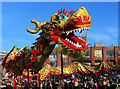 SJ3589 : Chinese New Year celebrations, Liverpool by William Starkey