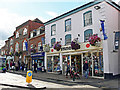 SU6089 : Market Place, Wallingford by Rose and Trev Clough