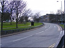 SO9098 : Ring Road St Andrews by Gordon Griffiths