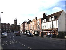 SO7875 : Load Street, Bewdley by Chris Whippet