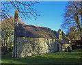 SN1343 : Monington Parish Church by Dylan Moore