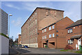 SK5539 : Former Beehive Mill by Alan Murray-Rust