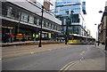 SJ8498 : Moseley Street Metrolink Station by N Chadwick