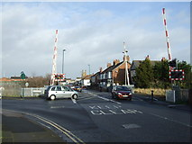 NZ6024 : Level crossing on Redcar Lane by JThomas