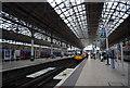 SJ8497 : Virgin Train, Piccadilly Station by N Chadwick