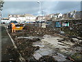 SX4653 : Stonehouse - after the high tide by Chris Allen