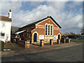 TM0938 : Capel Methodist Church by Adrian Cable