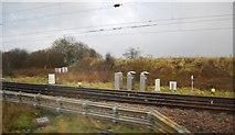 SJ8730 : Line to Stone, Norton Bridge Junction by N Chadwick