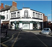 SO2914 : The Optic Shop, Abergavenny by Jaggery
