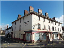 SO2914 : The Great George, Abergavenny by Jaggery