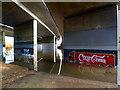 SU7671 : Coca Coma by Des Blenkinsopp