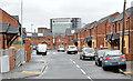 J3273 : Lower Rockview Street, Belfast - February 2014 by Albert Bridge