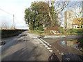 TM0738 : Wenham Lane, Great Wenham by Geographer