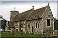 TF8044 : St Mary's church, Burnham Deepdale by J.Hannan-Briggs